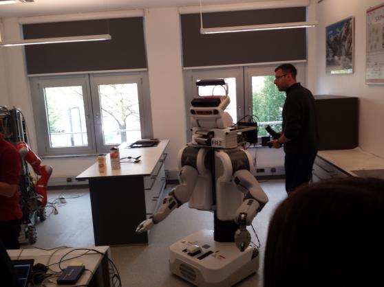 250000 Euro Roboter